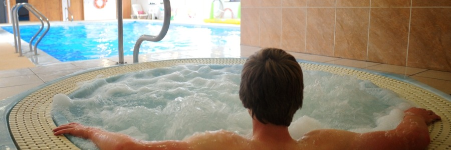 Group Accommodation Pool And Spa Access