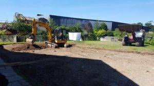 Building the Extension - The First Cut