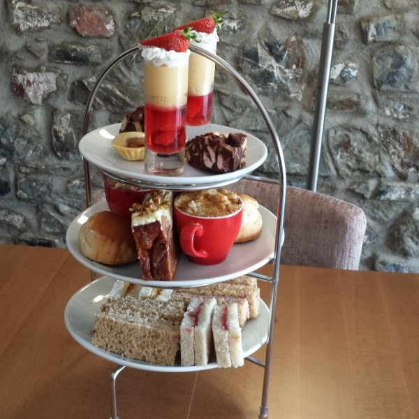 Autumn Afternoon Tea Menu