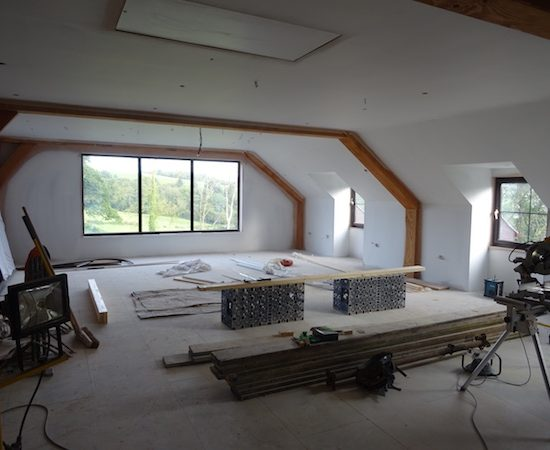 Extending the function room