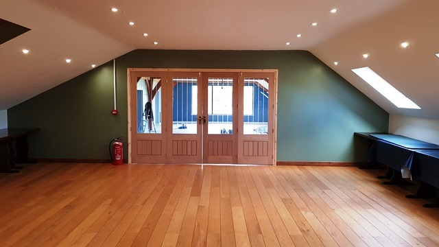 Function Rooms Split Doors