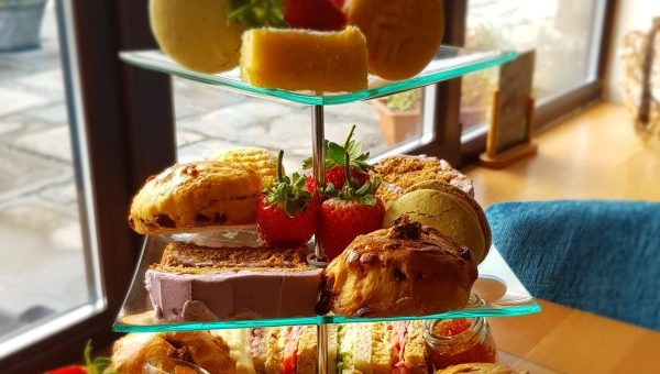 Spring Afternoon Tea Menu