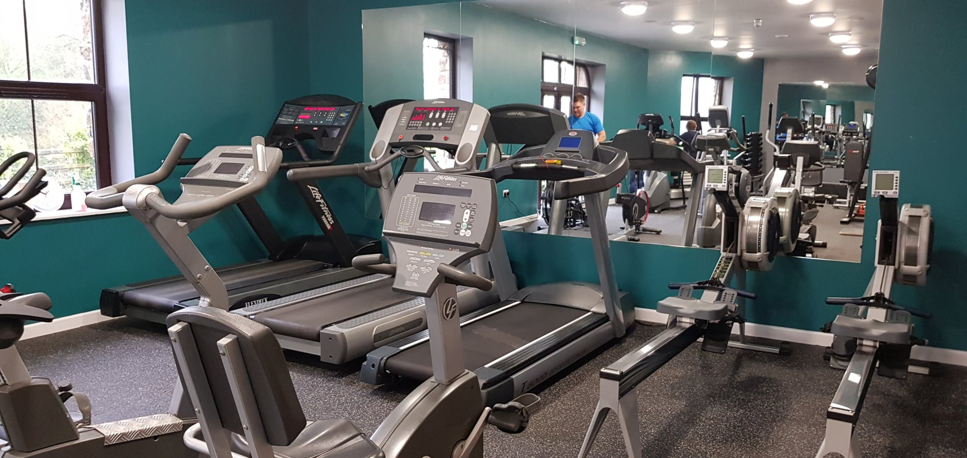 New Gym Now Open!