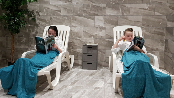 Little Ladies and Junior Gents Spa At Easter