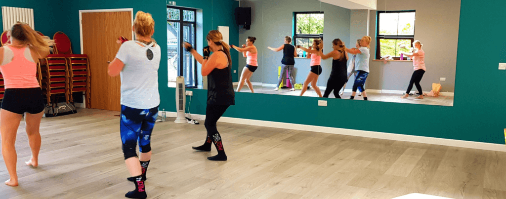 Fitness Classes Piloxing