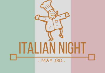 Italian Night at The Penny Bar