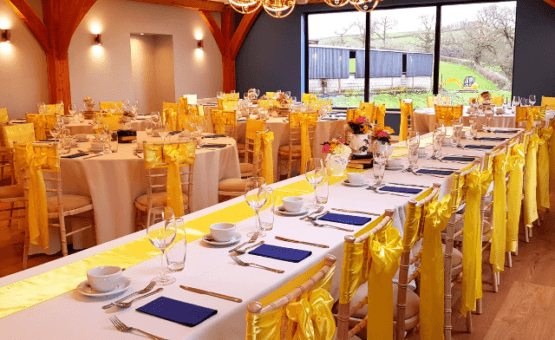 Top Table Whirlwind Wedding Package